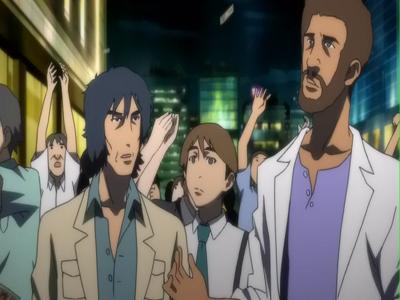 The Roppongi Crisis