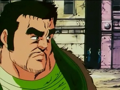 The Five Chariot Stars Approach Kenshiro! Who Are You, Fudo?!