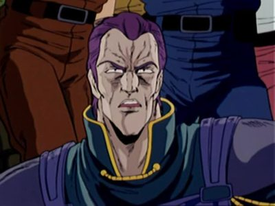 Falco, the Brave General of the Source Star! There Lies the Shadow of Raoh...