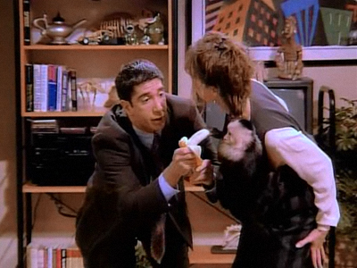 Friends - Season 1 Episode 15 : The One With The Stoned Guy