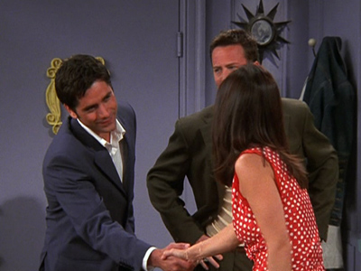 Friends - Season 9 Episode 22 : The One With The Donor