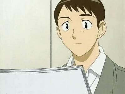 Manga Tragedy! Older Sister Tragedy! The Big Mr. Kappa Tragedy!