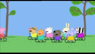 The Cycle Ride