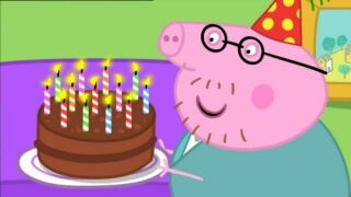 Daddy Pig's Birthday