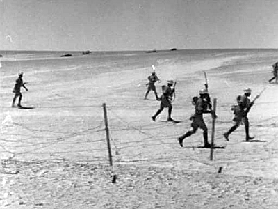 The Desert: North Africa (1940 - 1943)