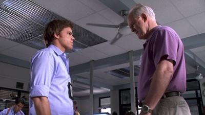 Hello, Dexter Morgan