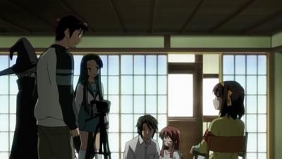 The Sigh of Haruhi Suzumiya (4)