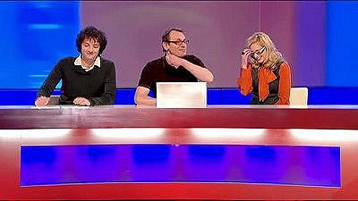 Ken Livingstone, David Mitchell, Jack Whitehall, Claudia Winkleman