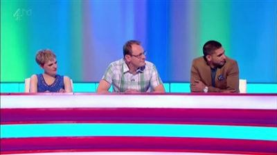 Holly Walsh, Amir Khan, Richard Ayoade, Josh Widdicombe