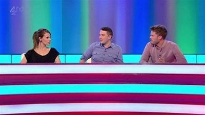 David O'Doherty, Craig Revel Horwood, Rick Edwards, Ellie Taylor