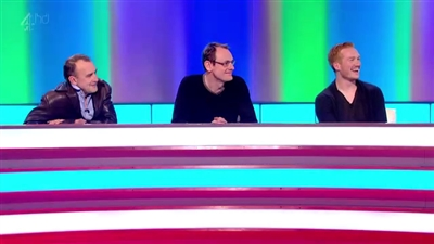 Jimeoin, Nancy Dell'Olio, Joe Wilkinson, Greg Rutherford