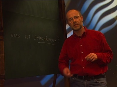What is decoherence ?