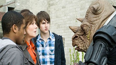 Prisoner of the Judoon (1)
