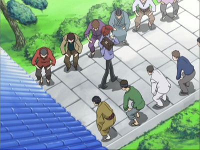 Mori-senpai Has an Apprentice Candidate