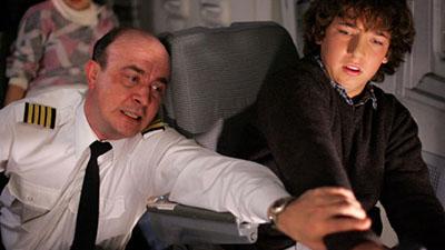 Kid in the Cockpit (Aeroflot Flight 593)