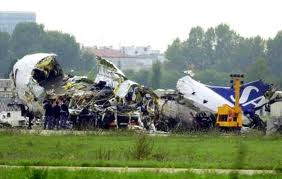 The Invisible Plane (The Linate Airport Disaster)