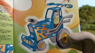 Troublesome Tractor