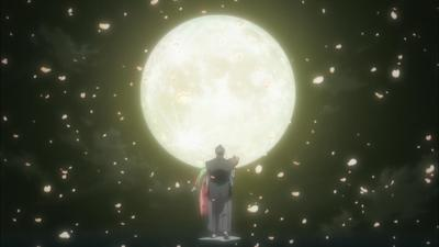 Unsetting Moon