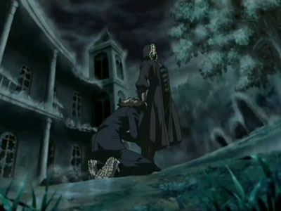 Take him down Kenichi. Let your fist do the talking!