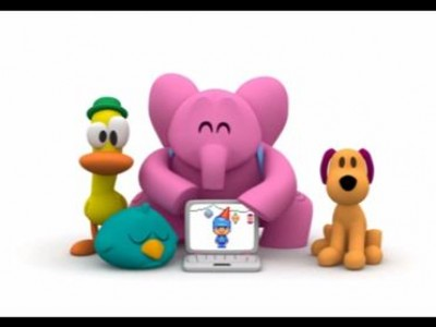 A Surprise for Pocoyo