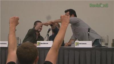 Live - San Diego Comic Con