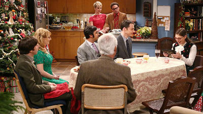 The Big Bang Theory - The Clean Room Infiltration - Season 8 Episode 11