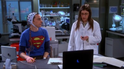 The Big Bang Theory - The Anxiety Optimization - Season 8 Episode 13