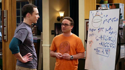 The Big Bang Theory - The Troll Manifestation - Season 8 Episode 14