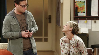 The Big Bang Theory - The Intimacy Acceleration - Season 8 Episode 16