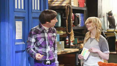 The Big Bang Theory - The Skywalker Incursion - Season 8 Episode 19