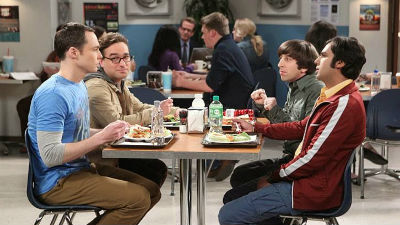 The Big Bang Theory - The Fortification Implementation - Season 8 Episode 20