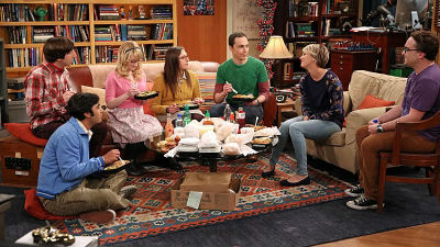 The Big Bang Theory - The Graduation Transmission - Season 8 Episode 22