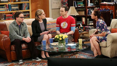 The Big Bang Theory - The Maternal Combustion - Season 8 Episode 23