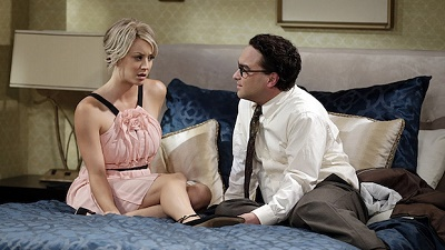 The Big Bang Theory - The Matrimonial Momentum - Season 9 Episode 1