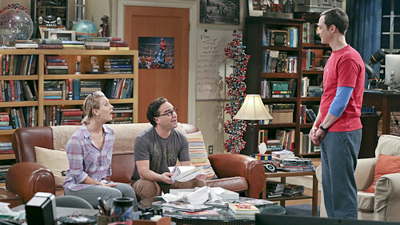 The Big Bang Theory - The Separation Oscillation - Season 9 Episode 2