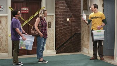 The Big Bang Theory - The 2003 Approximation - Season 9 Episode 4