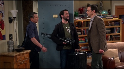 The Big Bang Theory - The Spock Resonance - Season 9 Episode 7