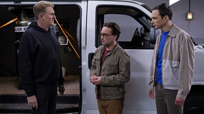 The Big Bang Theory - The Helium Insufficiency - Season 9 Episode 6