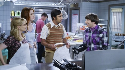 The Big Bang Theory - The Platonic Permutation - Season 9 Episode 9