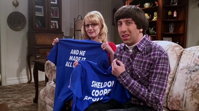The Big Bang Theory - The Empathy Optimization - Season 9 Episode 13