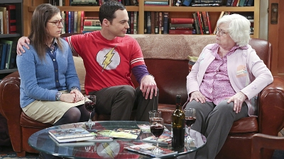 The Big Bang Theory - The Meemaw Materialization - Season 9 Episode 14