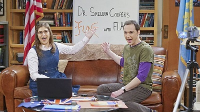 The Big Bang Theory - The Valentino Submergence - Season 9 Episode 15
