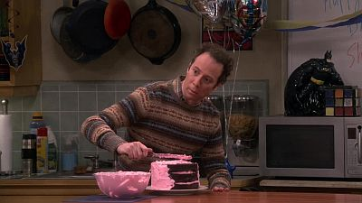 The Big Bang Theory - The Celebration Experimentation - Season 9 Episode 17