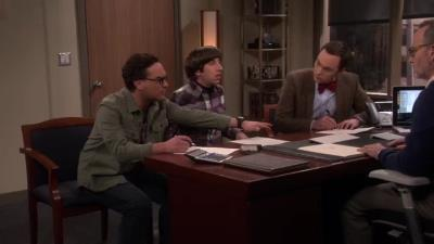 The Big Bang Theory - The Application Deterioration - Season 9 Episode 18