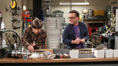The Big Bang Theory - The Solder Excursion Diversion - Season 9 Episode 19