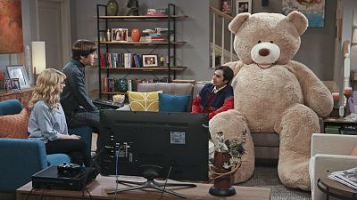 The Big Bang Theory - The Big Bear Precipitation - Season 9 Episode 20