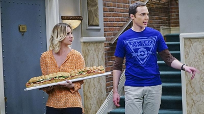 The Big Bang Theory - The Viewing Party Combustion - Season 9 Episode 21