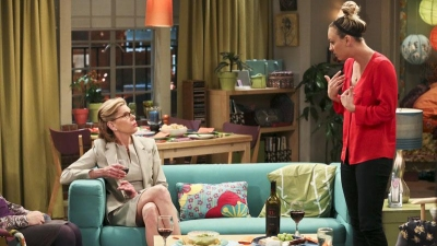 The Big Bang Theory - The Line Substitution Solution - Season 9 Episode 23