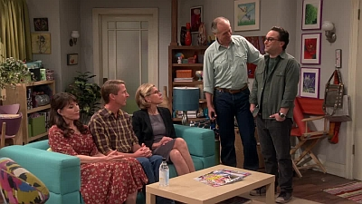 The Big Bang Theory - The Conjugal Conjecture - Season 10 Episode 1