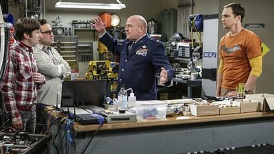 The Big Bang Theory - The Military Miniaturization - Season 10 Episode 2